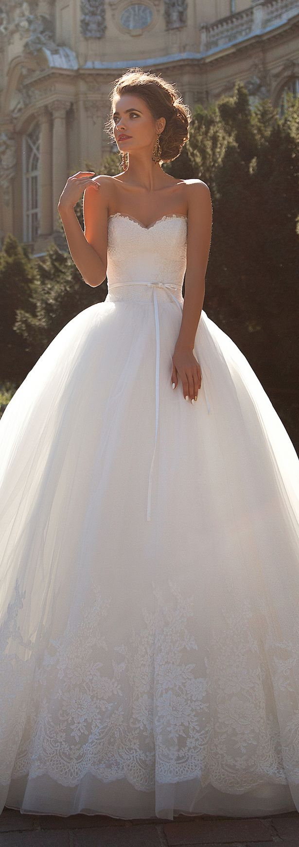 Milla Nova 2016 Bridal Collection - Karmela - Belle The Magazine