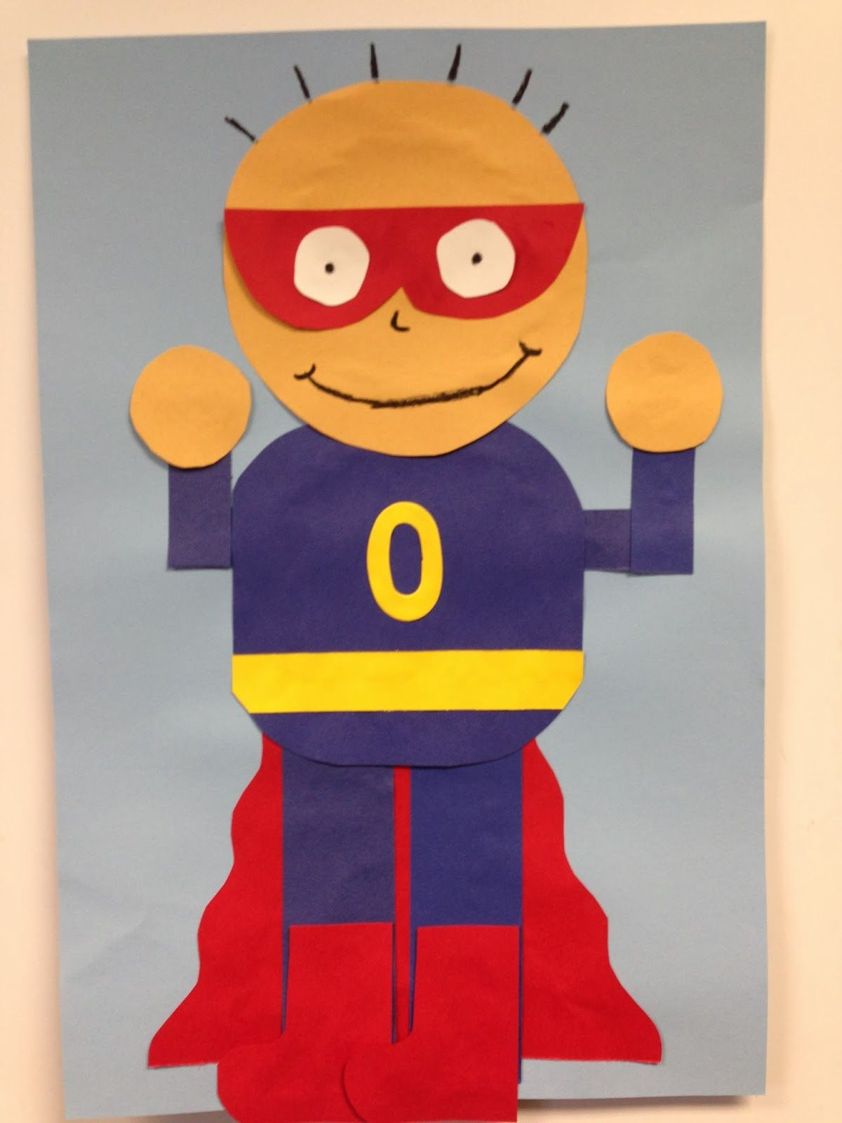 Download 100th Day of School (With images) | Hero crafts, Superhero ...