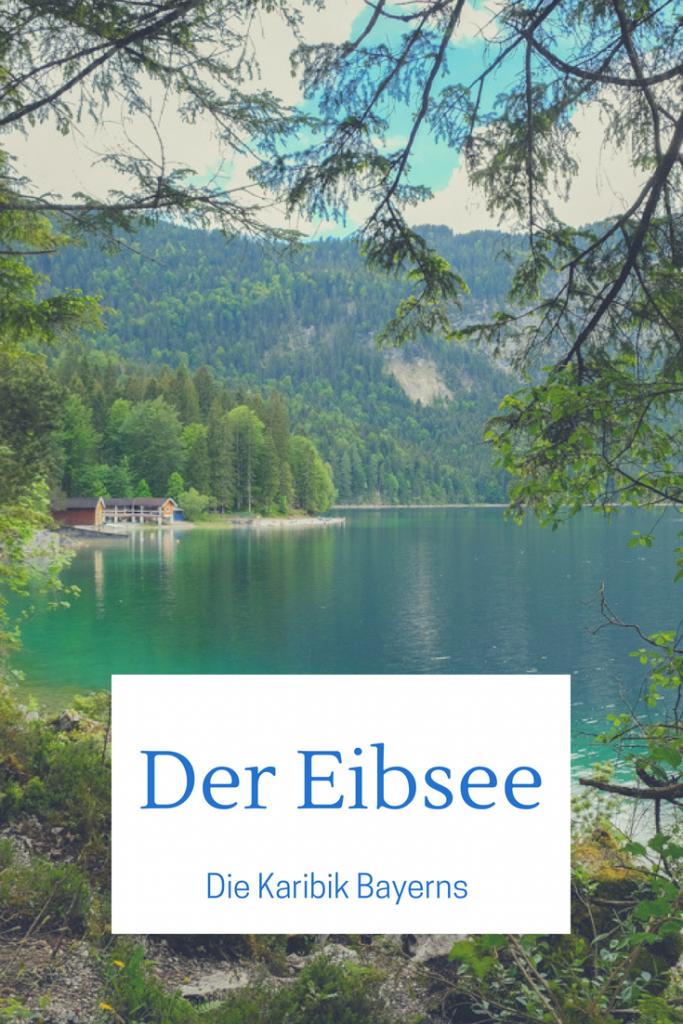 Eibsee Alpenpanorama Ausflug Eibsee
