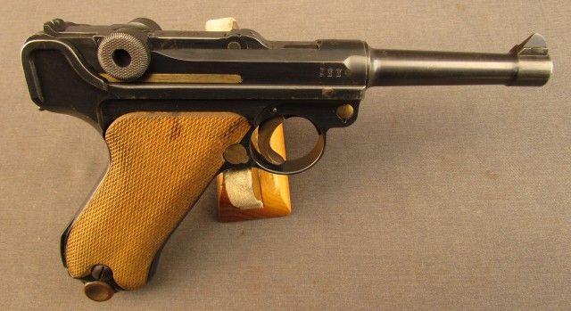 WW1 German Luger DWM 1918 In Excellent Condition | New