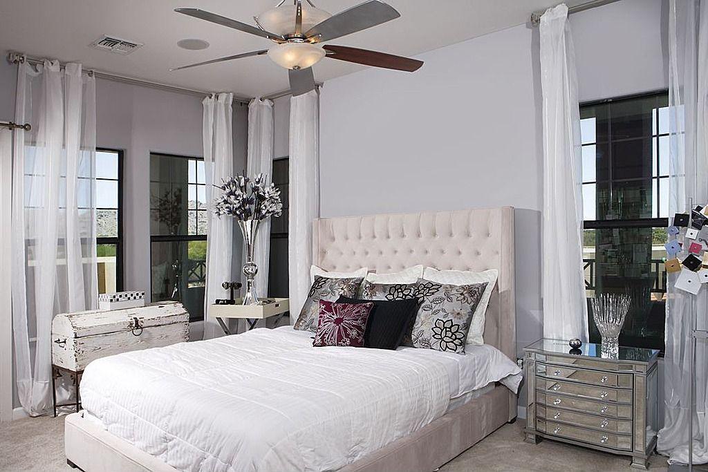 165 White Master Bedroom Ideas for 2018