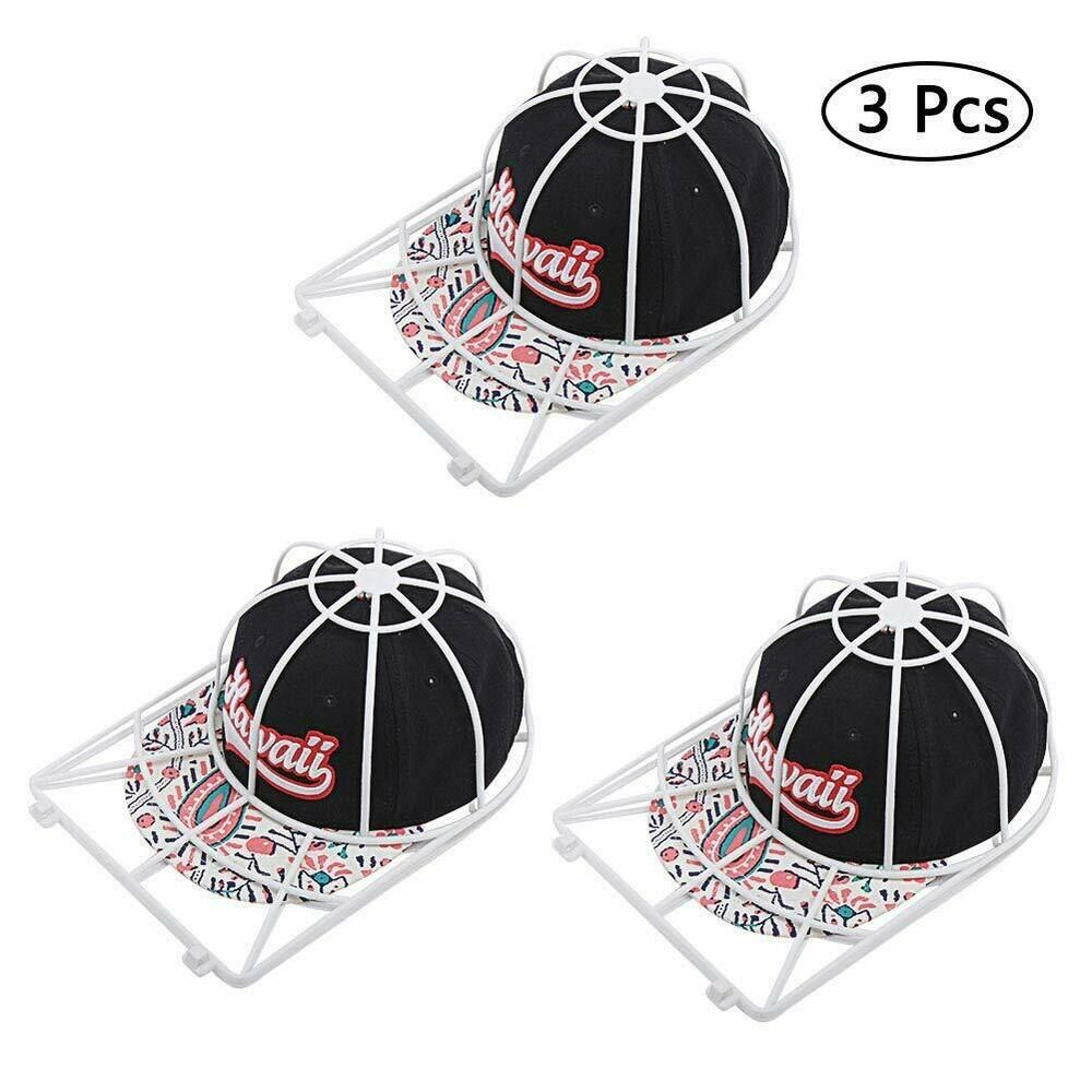 3 Pack Hat Washer Baseball Cap Cleaner Hat Cage Holder Frame For Washing Machine Toopify Wash Baseball Cap Baseball Cap How To Clean Hats