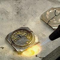 Professional Jewelry Making: Silver Locket—Part 1 | JCK