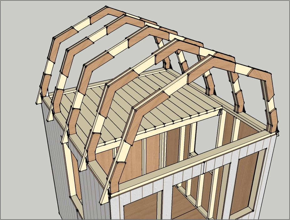 Fantastic Tips For Maintaining The Roof Of Your Home Roofing Diy Tiny House Design Gambrel Roof Tiny House