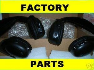 Chrysler Plymouth Dodge Jeep Wireless Headphones 02 2004 By Sony