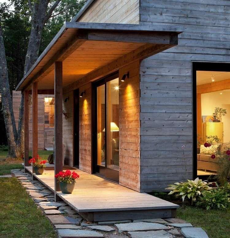 48+ Porche de casas modernas ideas
