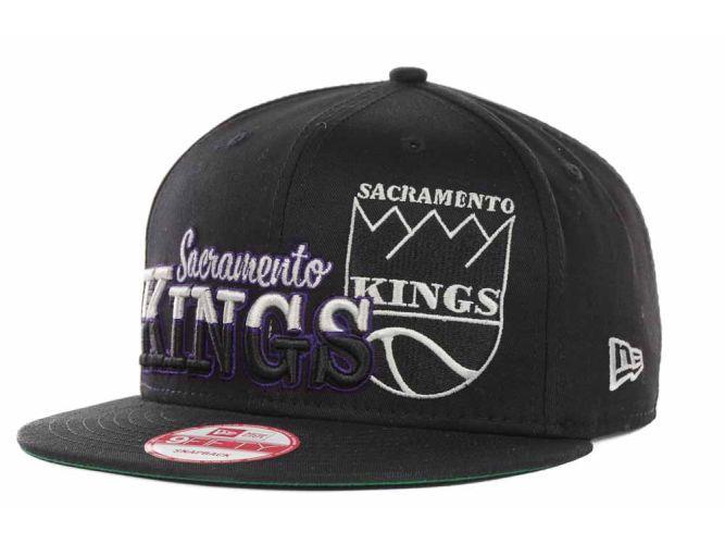 Sacramento Kings NBA Hardwood Classics Splitier 9FIFTY Snapback Hats ... 433d7bd2903
