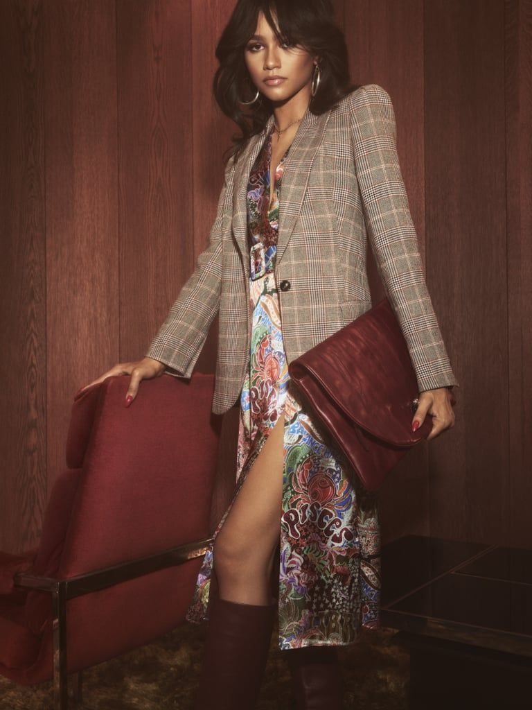 d89afcf0413 Here's Your First Look at Zendaya's Sexy '70s Collection For Tommy ...