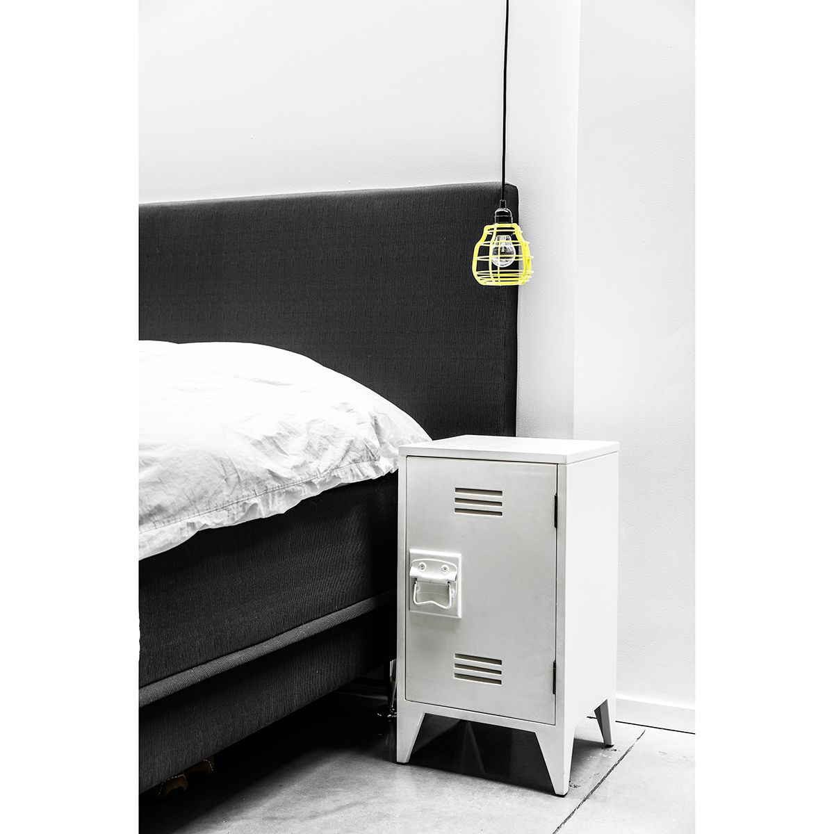Best Bedside Locker 2 Set Bedside Lockers White Nightstand Cupboard Storage 400 x 300