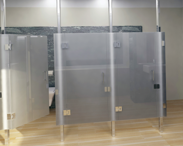 Bathroom Partitions Montreal bathroom partition glass crl arch glass bathroom partition systems