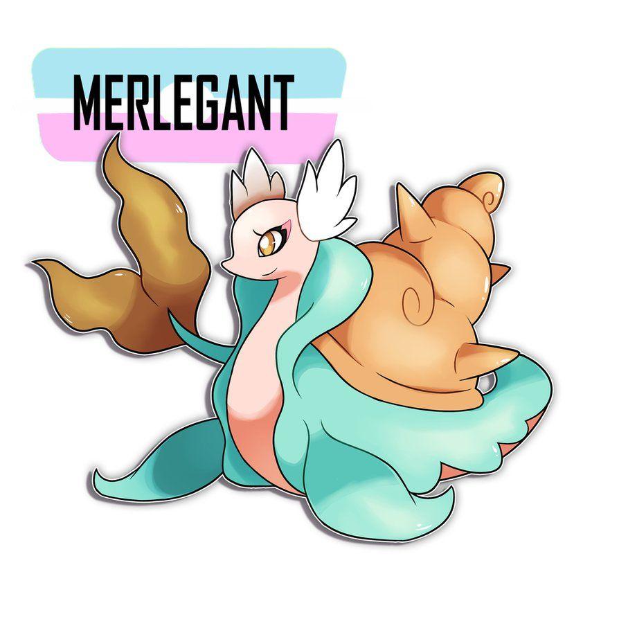 Name Nbsp Merlegant Type Nbsp Nbsp Gender Ratio Nbsp 13 Nbsp Male Nbsp 87 Nbsp Female Dex Entry Nbsp Pokemon Eeveelutions Team Instinct Pokemon Pokemon