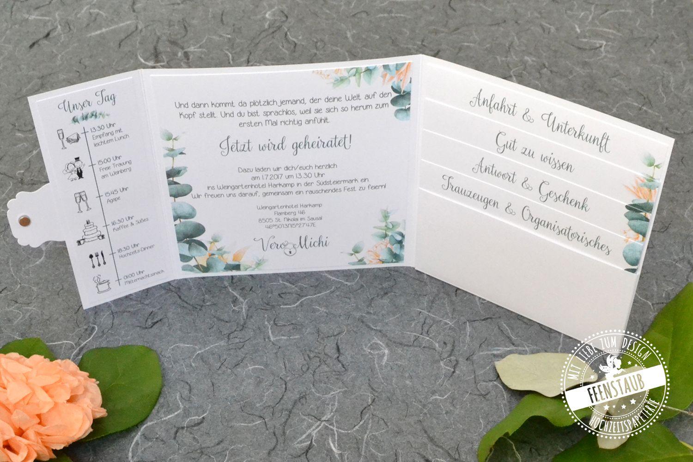 Hochzeitseinladungen von – Love