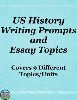 interesting us history topics