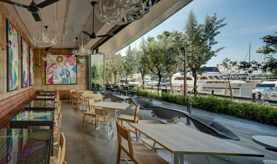 Why Not Dine Outdoors In Singapore These Cool Restaurants Are Romantic Boast Great Views And Whip Up Some Of The Outdoor Restaurant Outdoor Dining Alfresco