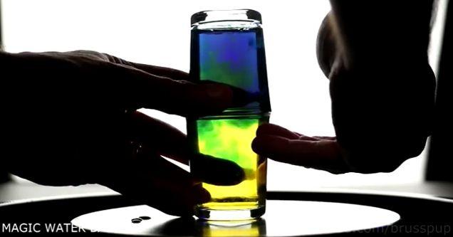 science tricks liquid amazing using ebaumsworld trick
