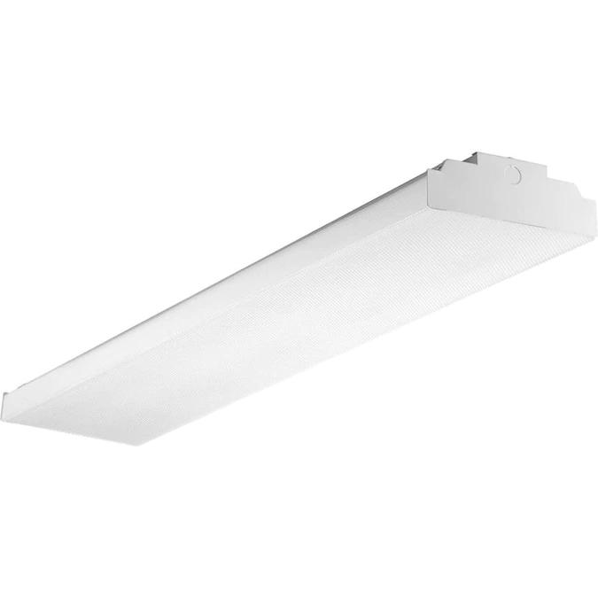 Progress Lighting 38 Watt Led Ceiling Mounted Work Light At Lowes Com In 2020 Progress Lighting Led Ceiling Work Lights