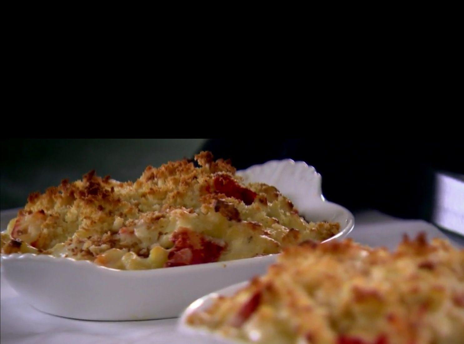 Ina Garten Lobster Mac And Cheese Httpwww.foodnetworkrecipesinagartenlobstermacand