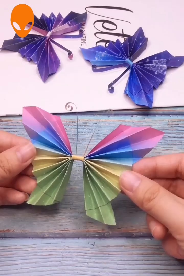 9 Fun Easy Paper Craft Ideas Paper Diy Tutorials Videos Part