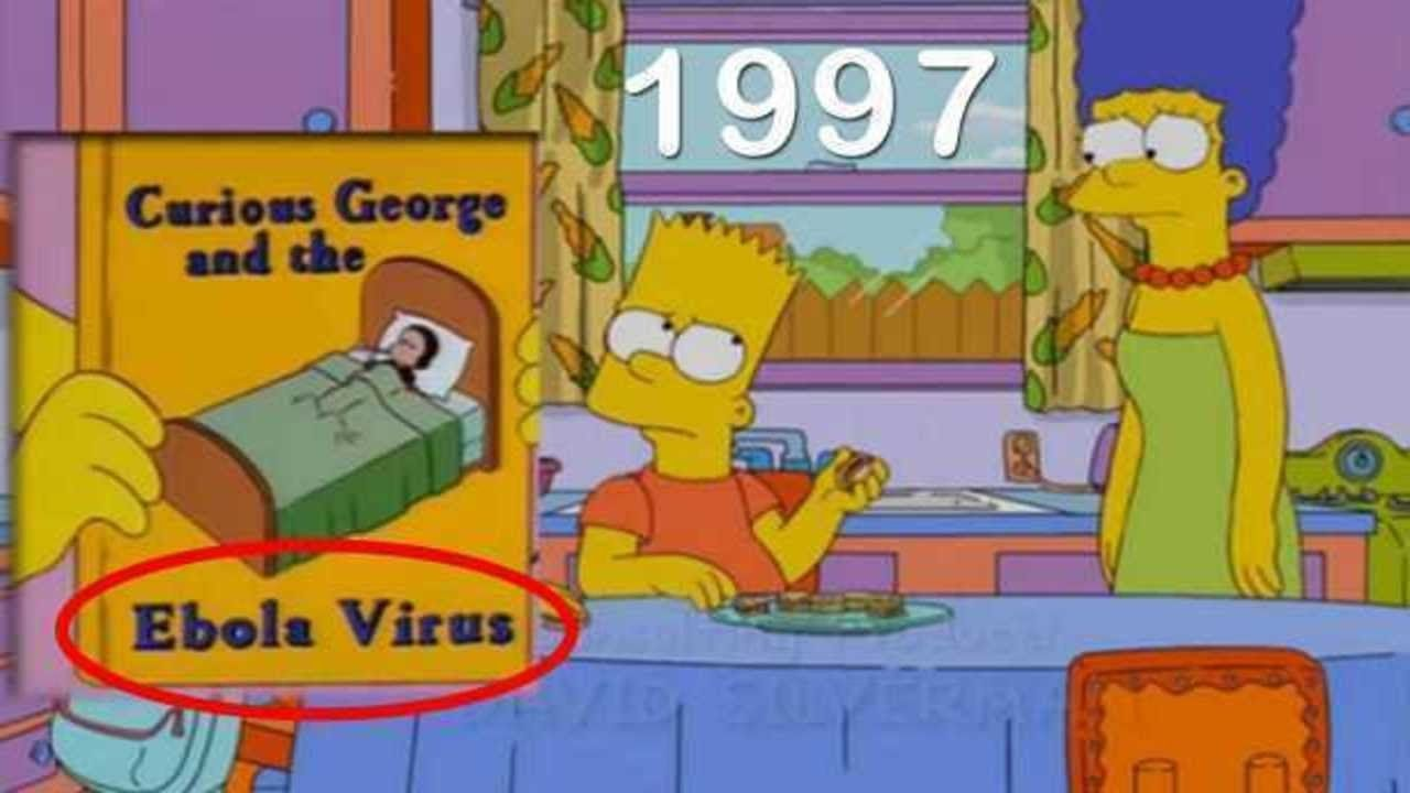 startling simpsons future predictions trump ww3 and you won t