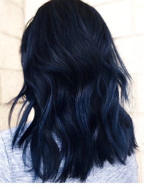 19++ Blue hair dye on black hair without bleach trends