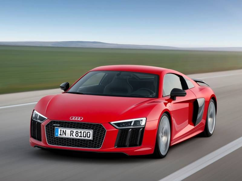 Price List Characteristics And Dimensions Of The New Audi R - Audi price list 2016