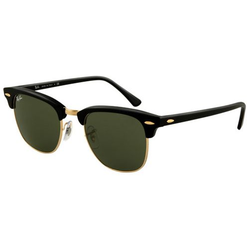 5d374e48ff High Quality Ray Ban Clubmaster Sunglasses Ebony Arista Frame Crystal Green  Lens AGU Is The Symbol Of The Top Social Status!