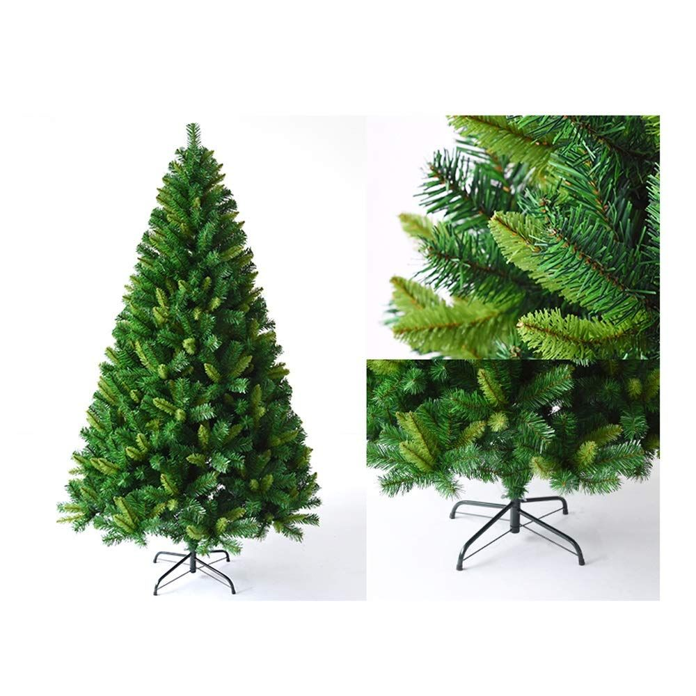 Ywy Christmas Tree Decorations 6foot Tree Artificial Christmas Pine Tree Hinged Branches For Green Christmas Tree Outdoor Christmas Tree Pre Lit Christmas Tree