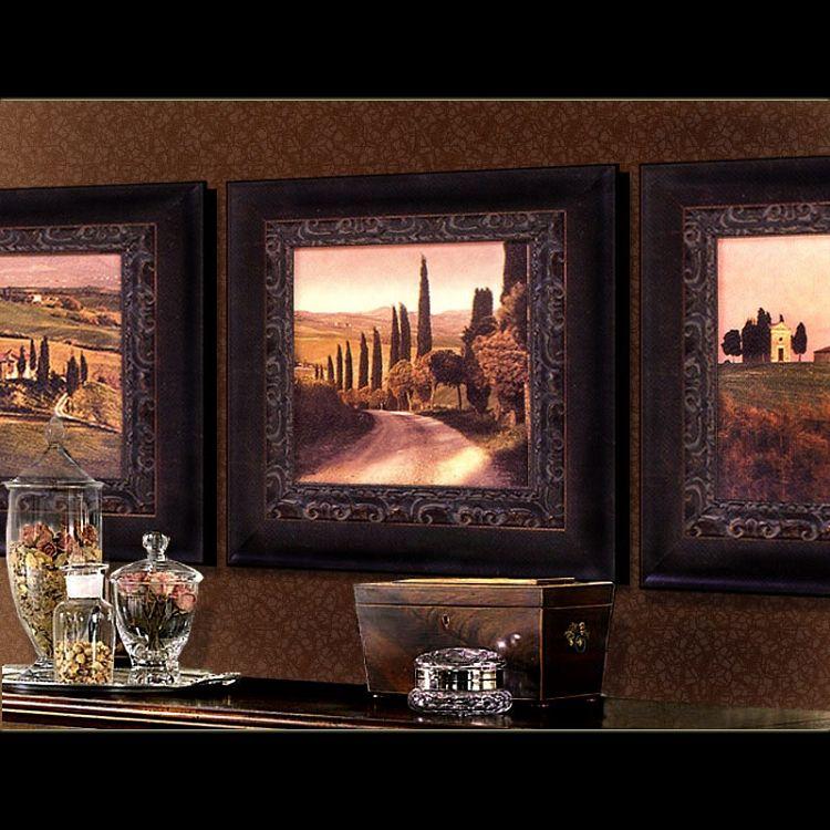 Hillside View Wall Art Art178 Picture Frame Art Wall Art Framed Art Prints