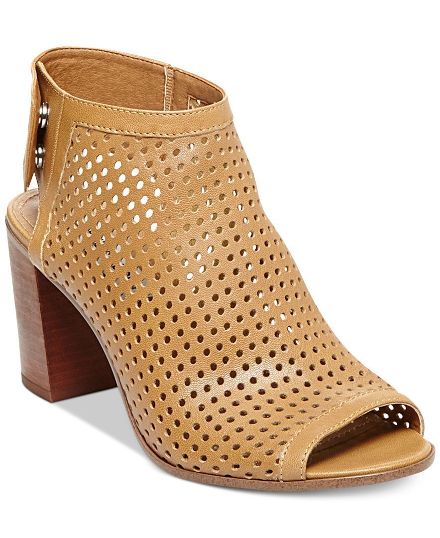 e38766897d7 Steven by Steve Madden Suzy Perforated Sandals
