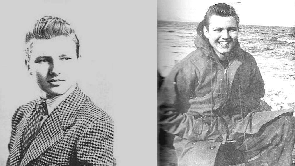 Herbert Hudson Christie Brinkleys Biological Father Her Son Jack