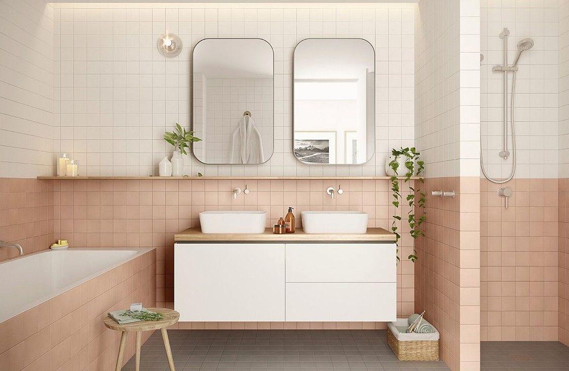 Photo of 16+ impressive narrow bathrooms transform white subway tile ideas