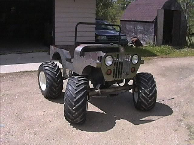 Mini jeep build diy go kart forum projects pinterest for Golf cart plans
