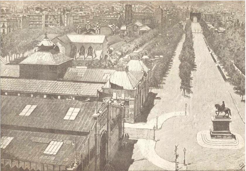 Exposición Universal Barcelona 1888