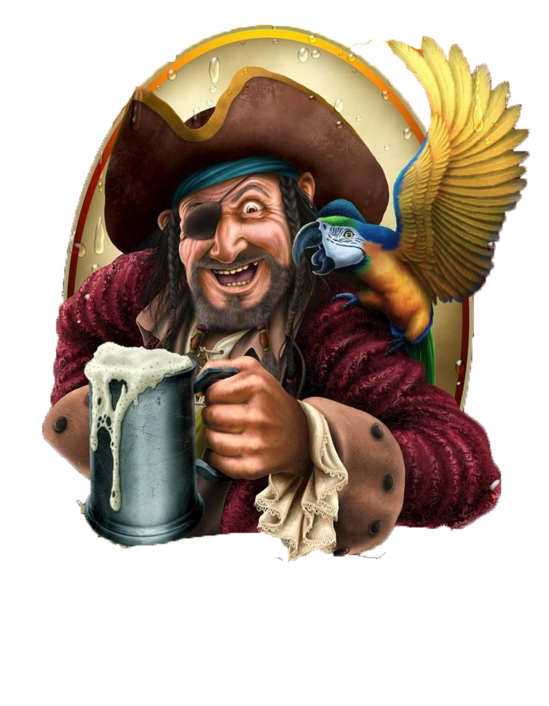Старый пират картинки
