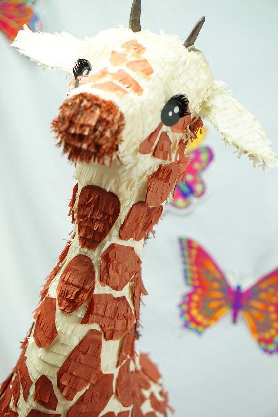 Game Decoration and Photo Prop for Zoo or Jungle Safari Party Pinatas Lion Pinata