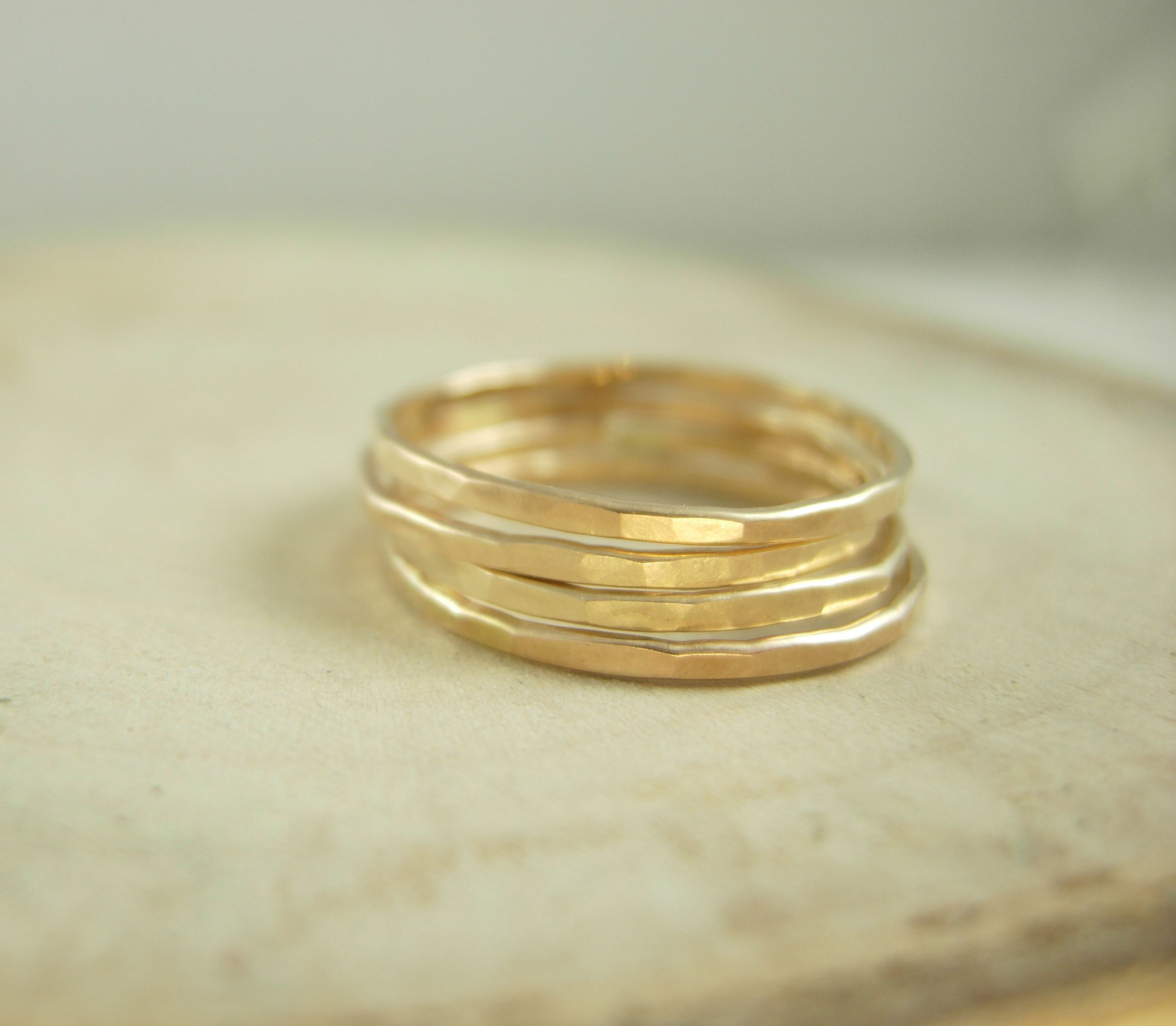 il filled fullxfull micro thin gold stacking listing zoom rings skinny