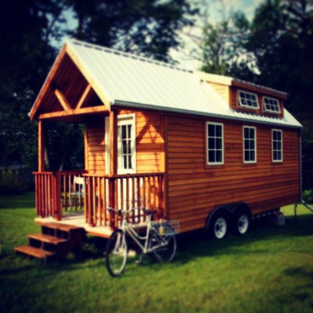 Just One Of The Many Tiny Houses That Inspire Me And