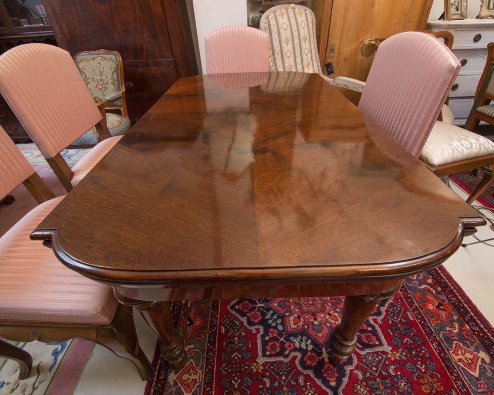Nussbaum Louis Philippe Tisch Ausziehtisch Nussbaum Antik Antiquitat Spieltisch Ebay Ausziehtisch Spieltisch Tisch