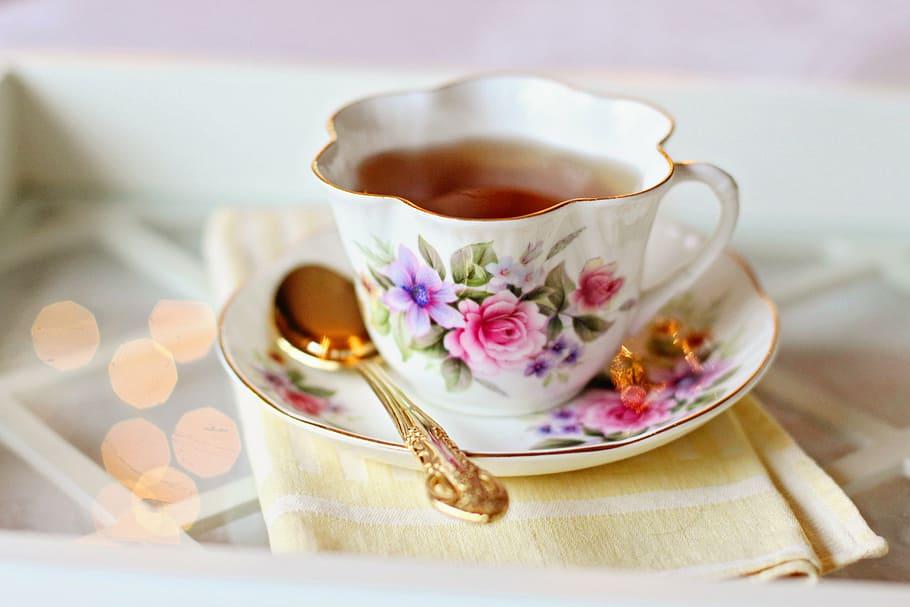 Cup Of Tea Png Hd