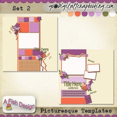 Picturesque Templates 2 (CU)
