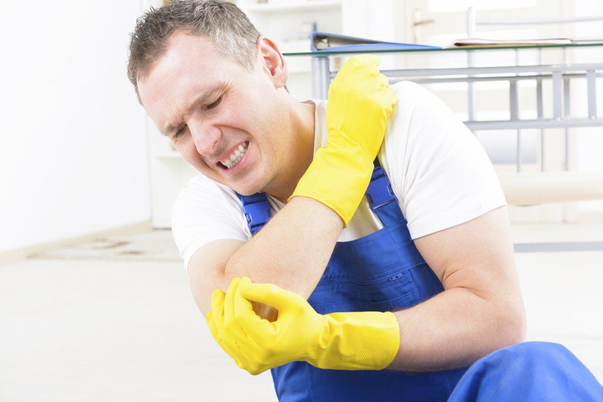 St. Louis Workers Compensation Attorney on Work Related