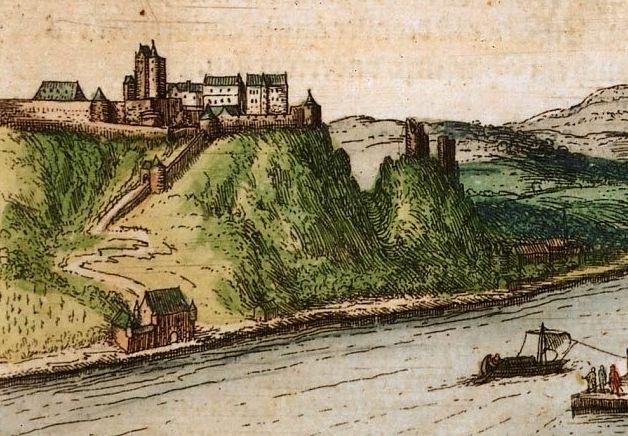 Pin Auf Festung Ehrenbreitstein B Koblenz Am Rhein