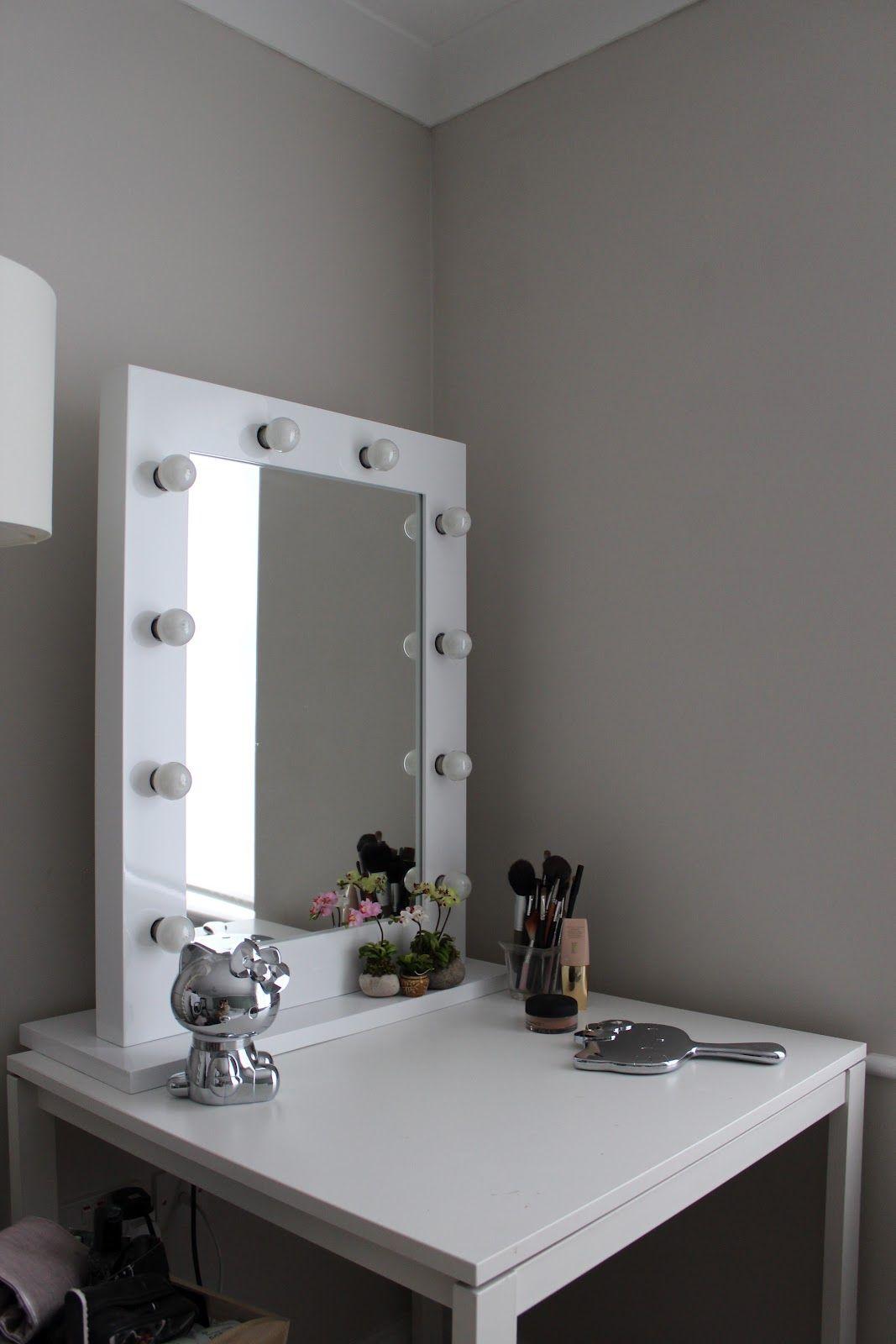 Hollywood Vanity Mirror Cute Things Pinterest Mirror Mirror