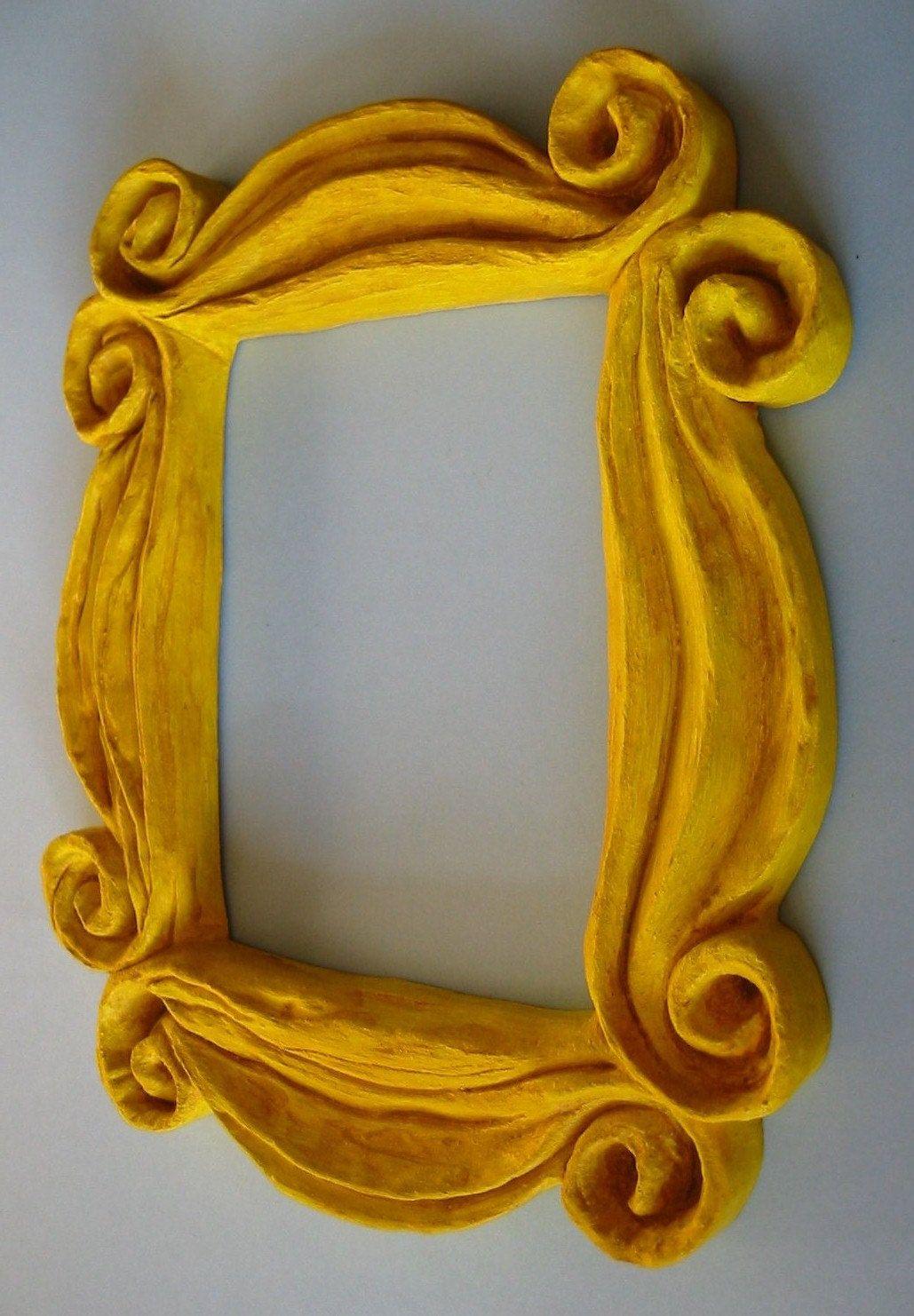 FRIENDS - Monica\'s Apartment Peephole Frame Prop Replica | Flats ...