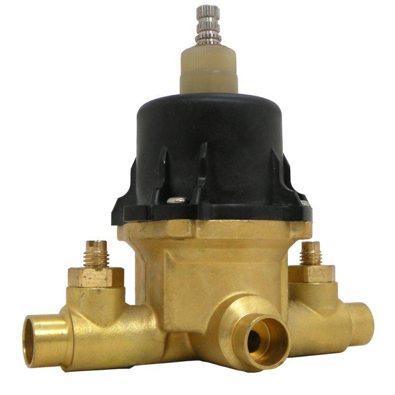 Speakman CPV-5000 SentinelPro Thermostatic Valve Rough Brass Showers Shower Valves 1/2 Inch