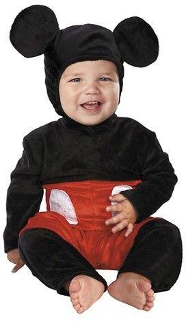 Disney Baby Mickey Mouse Costume #affiliatelink #halloween Disney - halloween costume ideas for infants