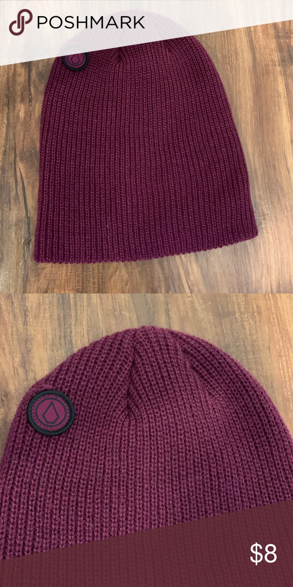 Volcom Beanie New without tags d3cba98d833f