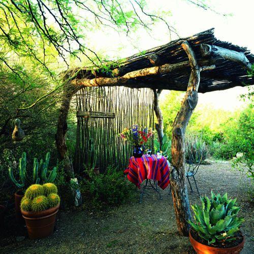 Raise a Ramada: Southwest romance | courtyard/backyard/garden ...