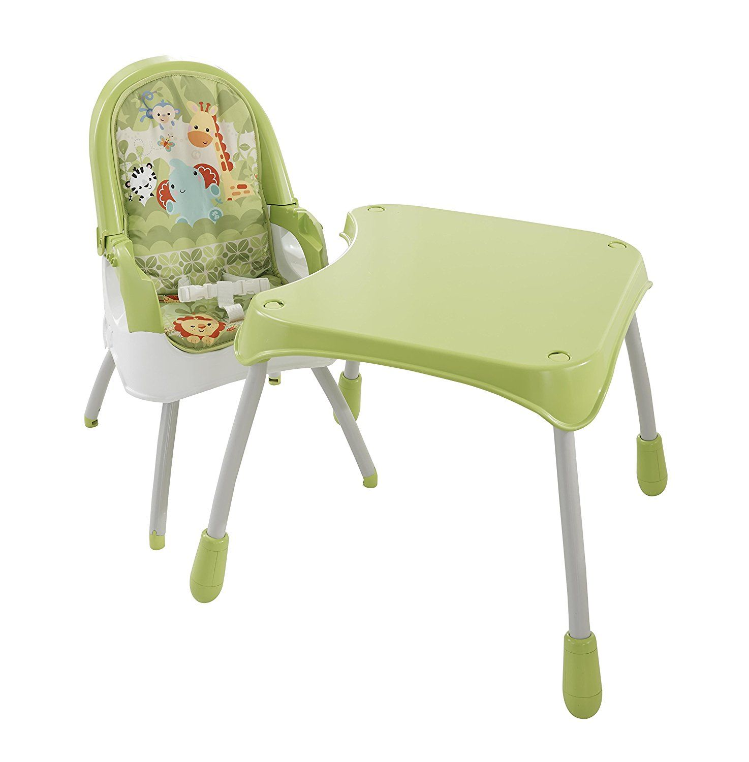 fisher price 4 in 1 high chair green best home and kitchen store