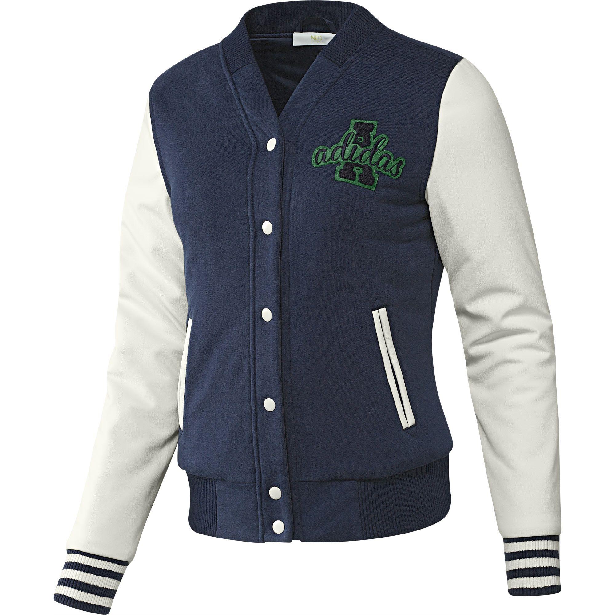 Adidas Style Veste Collegebaseball Et Sports College xww0Yp